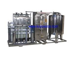 2000sachet KOYO Complete water sachet producing line