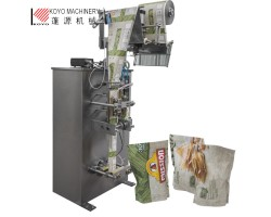 Stand up juice bag filling sealing machine