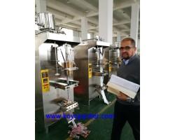 KOYO Saschet water filling machine with photocell