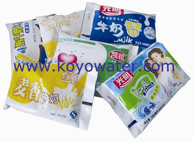 Koyo Sachet Yogurt Filling Machine
